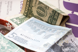 Клипарт 8. Нижневартовск, купюры, евро, валюта, деньги, доллары