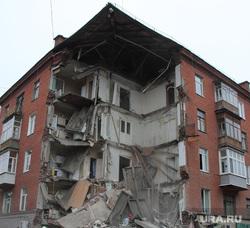 Обрушение дома Куйбышева 103. Пермь, мчс, обрушение дома