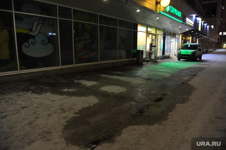 Потоп Сбербанк