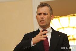 Павел Астахов и Евгений Куйвашев. Екатеринбург, астахов павел