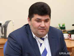 Иван Кононенко, глава администрации, и Александр Спирин, глава города. Салехард, кононенко иван