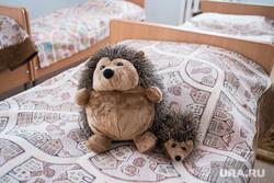 Поездка Евгения Куйвашева в Каменск-Уральский и Сухой Лог. Коммунальная авария, детский сад, мягкие игрушки, еж, кровать, спальня