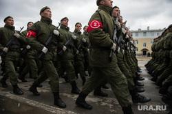 Репетиция парада Победы в 32-ом военном городке. Екатеринбург, военные, маршеровать, армия россии, ходить строем