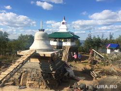 Качканар. Буддийский храм