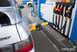 Заправка Газпром. Ханты-Мансийск, бензин, заправка, топливо