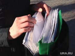 Многодетная семья Тюмень выселяют, документы, бумаги