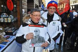 Якушев Владимир. Валенки и Путин, якушев владимир, фото путина