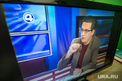 Евгений Енин в телевизоре. 4-ый канал. Екатеринбург, енин евгений на экране