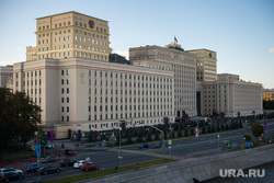 Клипарт. Москва, министерство обороны рф
