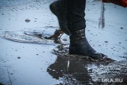 Клипарт по теме Грязь на дорогах. Екатеринбург, лужа, грязь, потоп