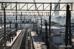 Клипарт. Екатеринбург, железнодорожная станция, платформа виз