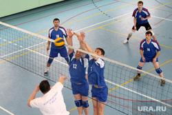 Соревнования по волейболу Курганская генерирующая компания Курган