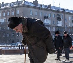 Вручение наград ветеранам ВОВ. ДТиМ. ДК им. Орджоникидзе. Магнитогорск, пенсионер, старик