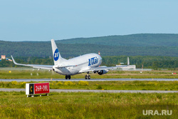 Споттинг в Кольцово. Екатеринбург, взлетная полоса, взлет, boing 737, Боинг 737-524, ютейр, ютэйр, utair