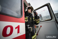 Пожарные учения в Сима-ленде. Екатеринбург, пожарный, 01, вызов мчс