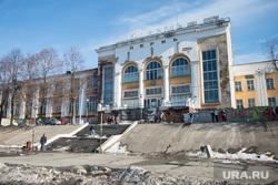 Клипарт. Пермь, речной вокзал, город пермь