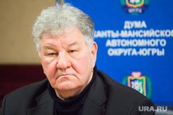 Брифинг о отмене выборов губернатора. Ханты-Мансийск, смирнов александр