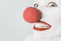 Открытая лицензия на 28.07.2015. Эмоции, веселье, радость, смех, клоун