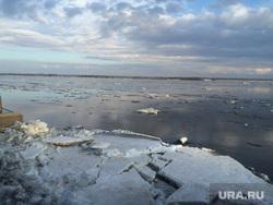 Паводок ХМАО, ледоход