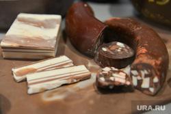 Музей шоколада Николя. Челябинск., колбаса, сало