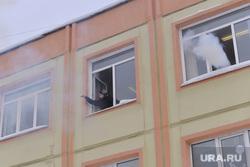 Учения МЧС с главами. Пожар в школе. Челябинск., мчс, учения, пожар в школе