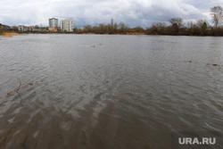 Река Тобол Курган, река тобол, паводок2016