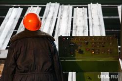 Нижнесалдинский металлургический завод. Нижняя Салда, пульт управления, завод, рабочий