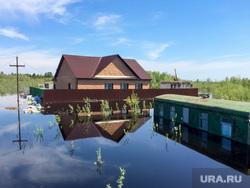Наводнение. Нижневартовск, потоп, наводнение