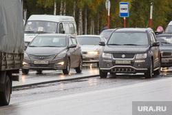 Ремонт дороги на улице Мира. Нижневартовск, машины, асфальт