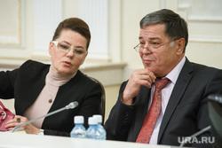 Заседание президиума правительства. Екатеринбург, кутепов сергей, лайковская елена
