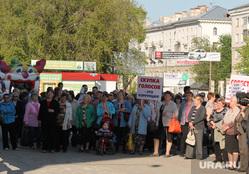 Митинг против подкупа избирателей. Пермь