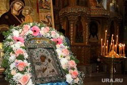 Встреча чудотворной Югской иконы Курган, югская икона