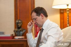 Интервью с министром культуры РФ Мединским В.Р. Москва, мединский владимир, портрет