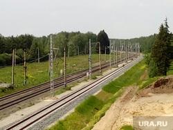 Строительство третьей ветки Транссиба РЖД участок Гагарский - Мезенский - Баженово