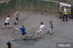 Клипарт. Челябинская область, хобби, дворовый футбол, детский досуг, дети, игра