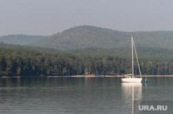 Тургояк. Озеро. Челябинск., озеро, яхта, лето, регата, тургояк, озеро тургояк