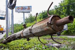 Демонтаж фонарных столбов и клипарт. Екатеринбург, демонтаж, фонарный столб