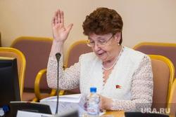 Комитет Областной думы по социальной политике. Отчет об исполнении бюджета-2014. Тюмень, казанцева тамара, голосование