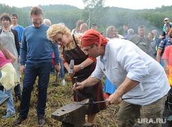 Ямпольская на фестивале кузнецов Челябинск, ямпольская елена