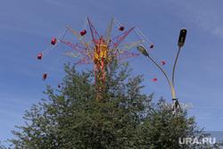 ЦПКиО. Екатеринбург, карусели, парк маяковского, аттракцион