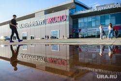 ИННОПРОМ-2015: подготовка. Екатеринбург, выставочный центр, экспо