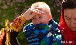Детский крестный ход по случаю 1 июня. Екатеринбург, церковь, вера, православие, дети