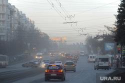 Клипарт. Смог. Экология. Челябинск., пыль, город, смог