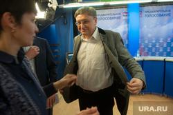Дебаты кандидатов на праймериз ЕР в Со. Екатеринбург, полыганов сергей