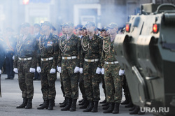 Генеральная репетиция парада 9 мая Челябинск, спецназ, нацгвардия, 23отряд спецназа