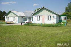 Визит Евгения Куйвашева в Тавду, летний лагерь