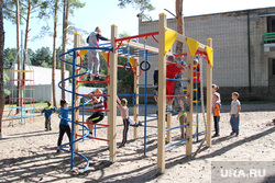 Детские лагеря Курган, детский лагерь, спортивный комплекс, дети