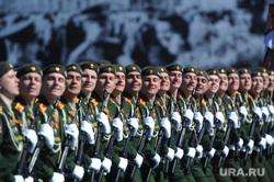 Генеральная репетиция парада на Красной площади. Москва, военные, марш, военный парад