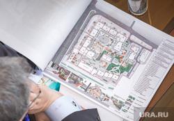 Градостроительный совет по проекту застройки квартала ЕМЗ. Екатеринбург, чертеж, схема, проект, застройка квартала, градостроительство