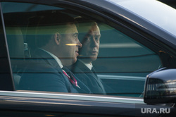 ИННОПРОМ: день первый и визит Дмитрия Медведева. Екатеринбург, куйвашев евгений, иннопром2016, медведев дмитрий